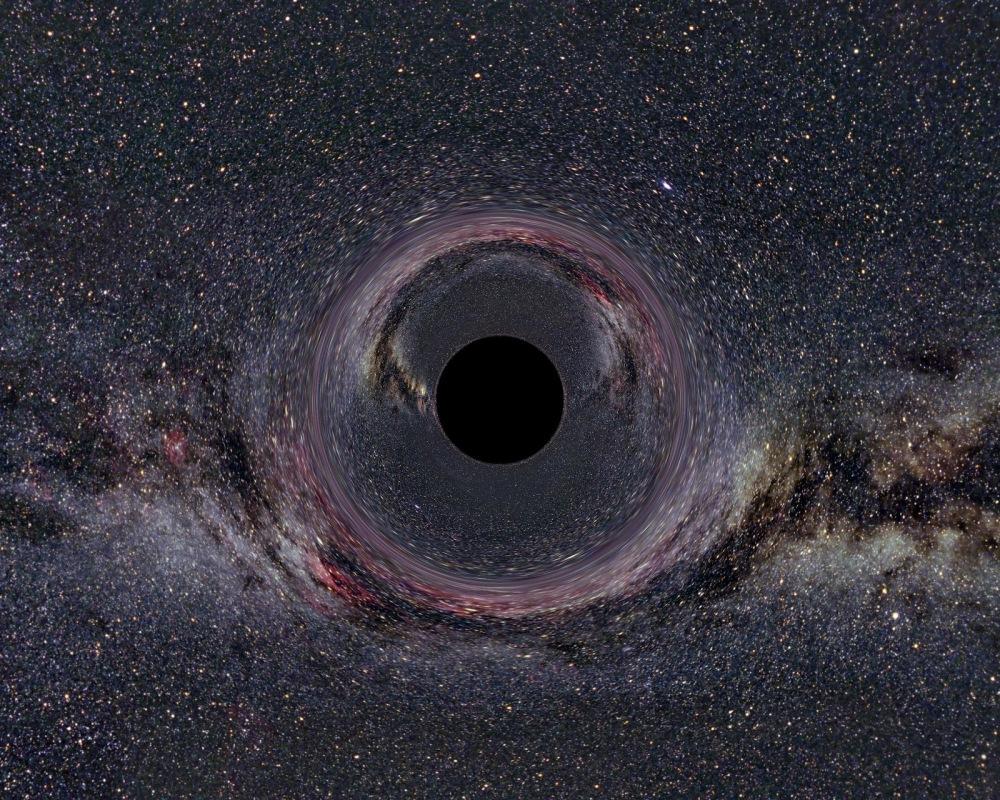 Black-Hole-In-Milky-Way